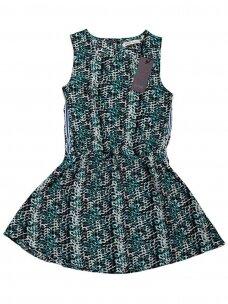 Emoi žalia vaikiška suknelė 1140D229