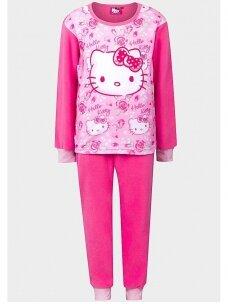 Fuksijų Spalvos Pižama Hello Kitty 0098D23/24