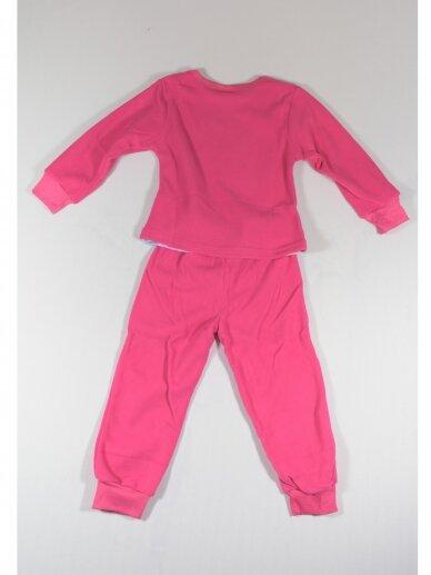 Fuksijų Spalvos Pižama Violetta 0775D152 2