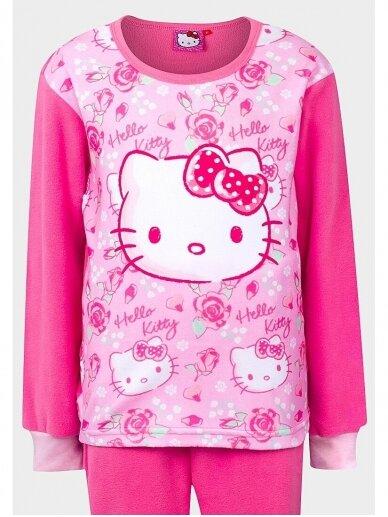 Fuksijų Spalvos Pižama Hello Kitty 0098D23/24 3