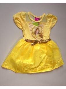 Geltona Suknelė Disney Beauty and the Beast Belle 0424D69