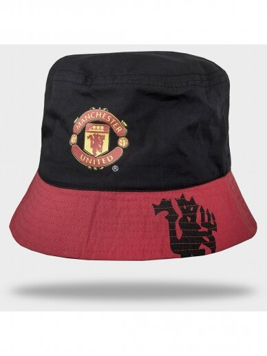 Juoda Raudona kepurė Manchester United 1095D200