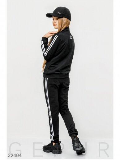 Juodas sportinis kostiumas Juventus 0759D147 4