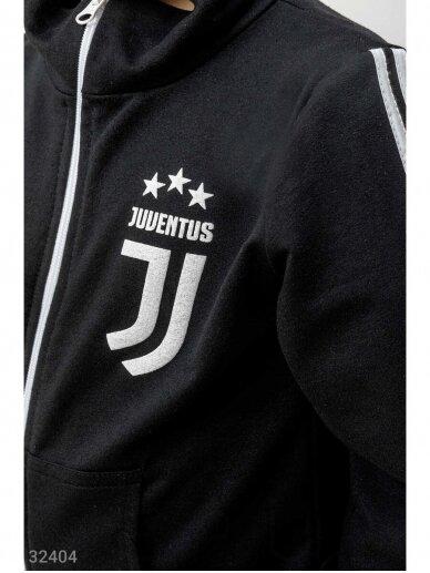 Juodas sportinis kostiumas Juventus 0759D147 6