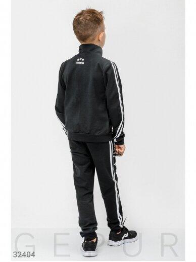Juodas sportinis kostiumas Juventus 0759D147 7