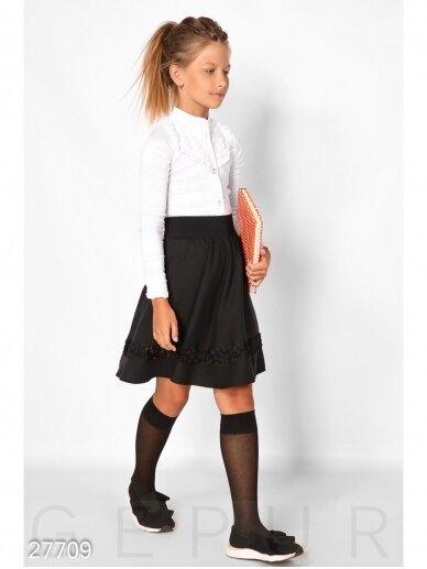 Juodas vaikiškas sijonas 0756D146 2