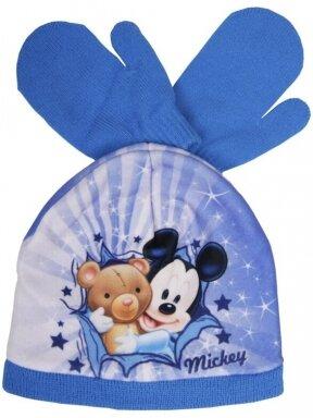 Kepurė ir pirštinės Peliukas Mikis 1042D206