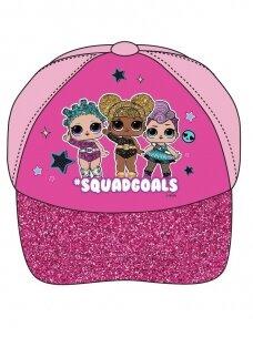 LOL Surprise kepurė su blizgančiu snapeliu 1220D069