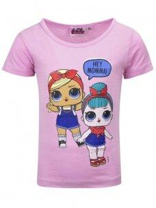 Marškinėliai trumpomis rankovėmis L.O.L. Surprise. 0407D062