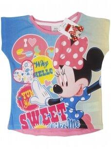 Marškinėliai trumpomis rankovėmis MINNIE MOUSE 0364D060