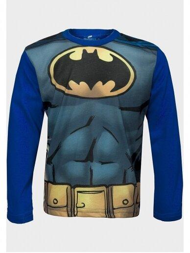 Marškinėliai ilgomis rankovėmis Betmenas 1077D198