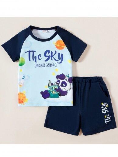 Marškinėliai ir šortukai The Sky 0729D139