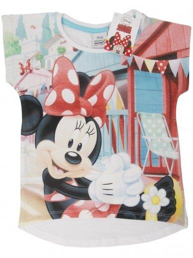 Marškinėliai trumpomis rankovėmis MINNIE MOUSE 0367D061