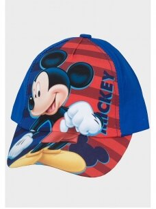 Mėlyna kepurė su snapeliu Mickey Mouse 1102D200
