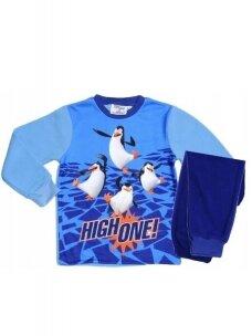 Mėlyna Pižama Madagascar Penguins 0457D74