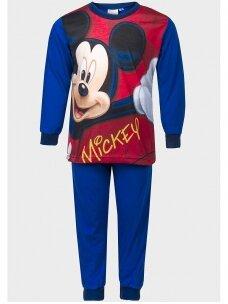 Mėlyna vaikiška pižama Mickey Mouse 1072D168