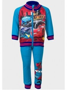 Mėlynas sportinis kostiumas Cars No limits 1008D188