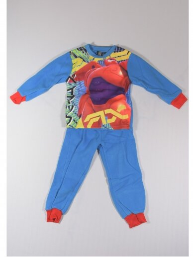Mėlyna Pižama Big Hero 6 0486D84