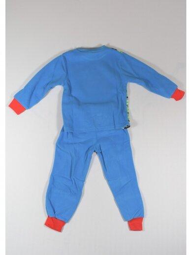 Mėlyna Pižama Big Hero 6 0486D84 2