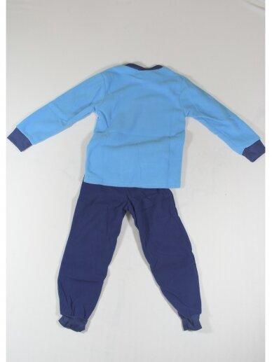 Mėlyna Pižama Teenage Mutant Ninja Turtles 0777D153 3