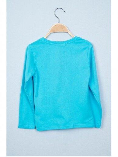 Mėlynas plonas džemperis Nukutavake ToonToy 0811D165 3