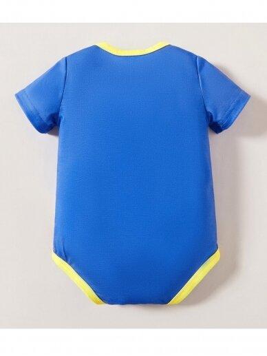 Mėlynas smėlinukas Panda 0749D144 2