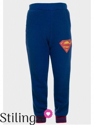 Mėlynas sportinis kostiumas Supermenas 0526D100 2