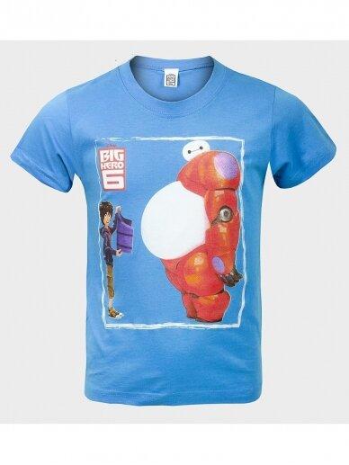 Mėlyni marškinėliai Big Hero 0955D180