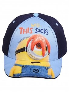 Minions kepurė su snapeliu 1216D065