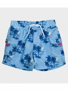 Minoti mėlyni paplūdimio šortai 0785D161