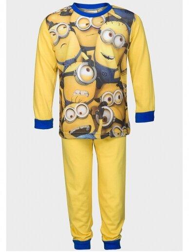 Minions geltona vaikiška pižama 1069D197