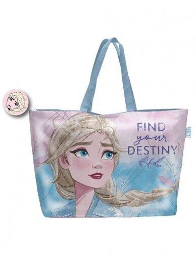 Paplūdimio krepšys Frozen 1234D217