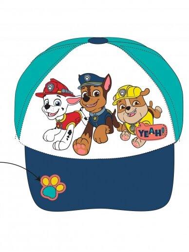 Paw Patrol kepurė su snapeliu 1194D180