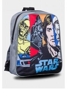 Pilka vaikiška kuprinė Star Wars 0378D62