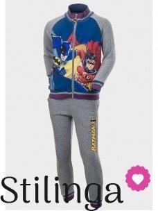 Pilkas sportinis kostiumas Betmenas 0529D102