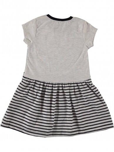 Pilka vaikiška suknelė Stay Cool 1073D213 2