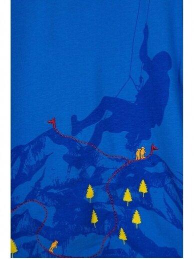 Plonas mėlynas džemperiukas Alpinistas 0816D165 3