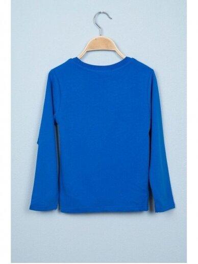 Plonas mėlynas džemperiukas Alpinistas 0816D165 2