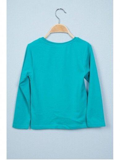 Plonas mėtų spalvos džemperiukas Alpinistas 0817D165 2