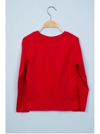 Plonas raudonas džemperiukas Alpinistas 0815D165 3