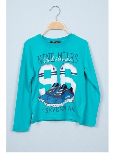 Plonas vaikiškas džemperis NINE MILES 0821D165