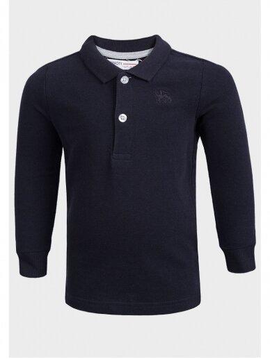 Polo Minoti marškinėliai ilgomis rankovėmis 0244D049