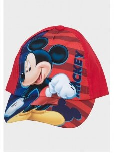 Raudona kepurė su snapeliu Mickey Mouse 1100D200