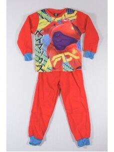 Raudona Pižama Big Hero 6 0455D72