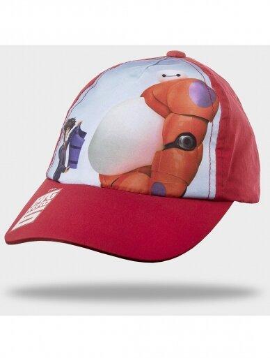 Raudona kepurė su snapeliu Big Hero 1099D200