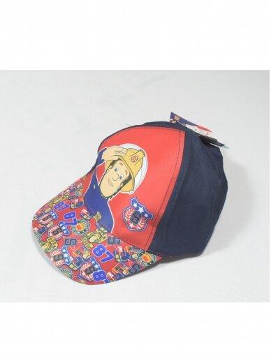 Raudona Mėlyna Kepurė Fireman Sam 0836D167