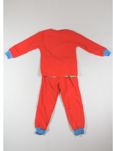 Raudona Pižama Big Hero 6 0455D72 2