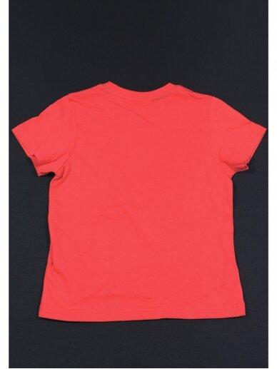 Raudoni Marškinėliai Fireman Sam 0044D11 2