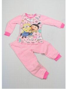 Rožinė Pižama Despicable Me Minions 0104D28