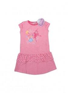 Rožinės spalvos suknelė DISNEY PRINCESS 1138D032